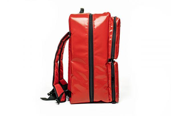 plecak medyczny PSP R0 PROPLAN pro-teht czerwony