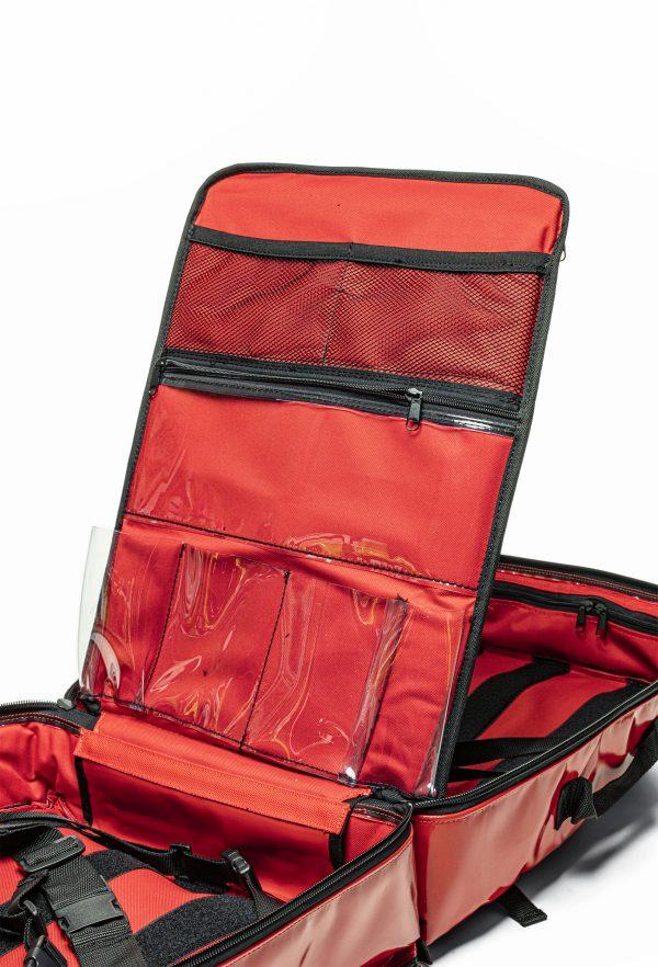plecak medyczny PSP R1 PROPLAN z przegrodą