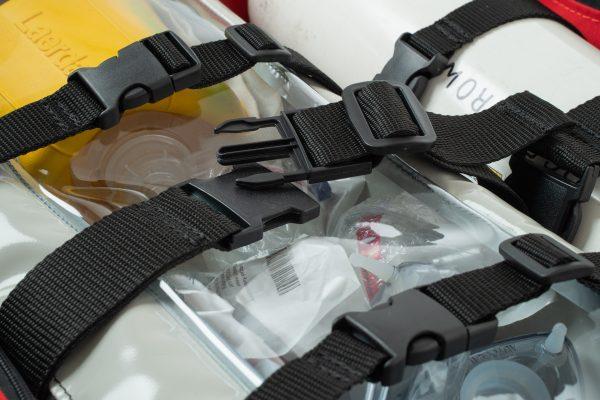 plecak medyczny PSP PROPLAN pro-teht czerwony