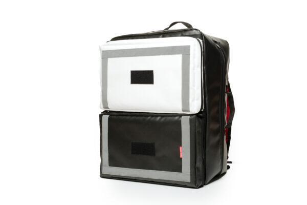 plecak medyczny PSP R1 PROPLAN pro-teht czarno biały 2
