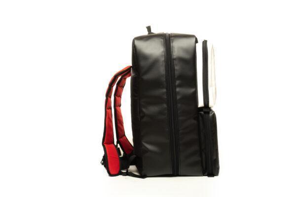 plecak medyczny PSP R1 PROPLAN pro-teht czarno biały 3