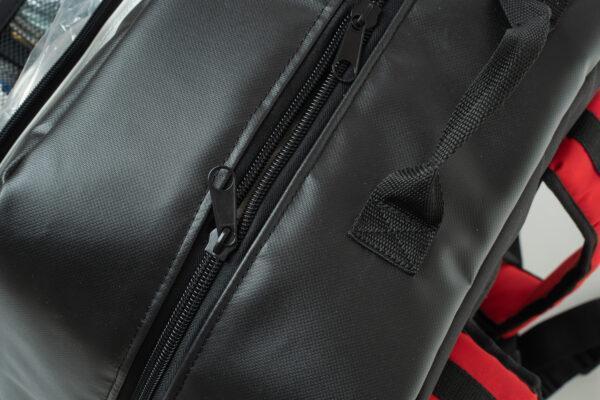 plecak medyczny PSP R1 PROPLAN pro-teht czarno biały 5