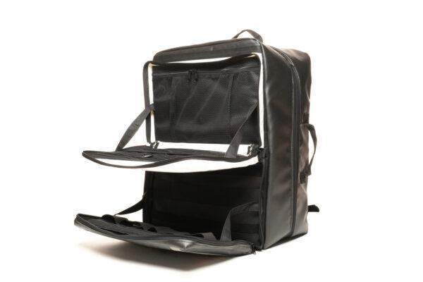 plecak medyczny PSP R1 PROPLAN pro-teht czarno biały 6